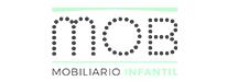 logo de MOB: mobiliario infantil en sevilla